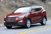 Hyundai Santa Fe 2.7 automatic